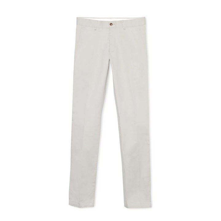 Light Grey Chinos by Edit Suits Co