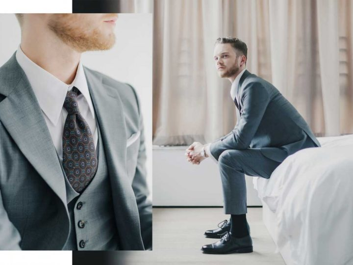 Our Guide to Suit Buying for the Larger Gent