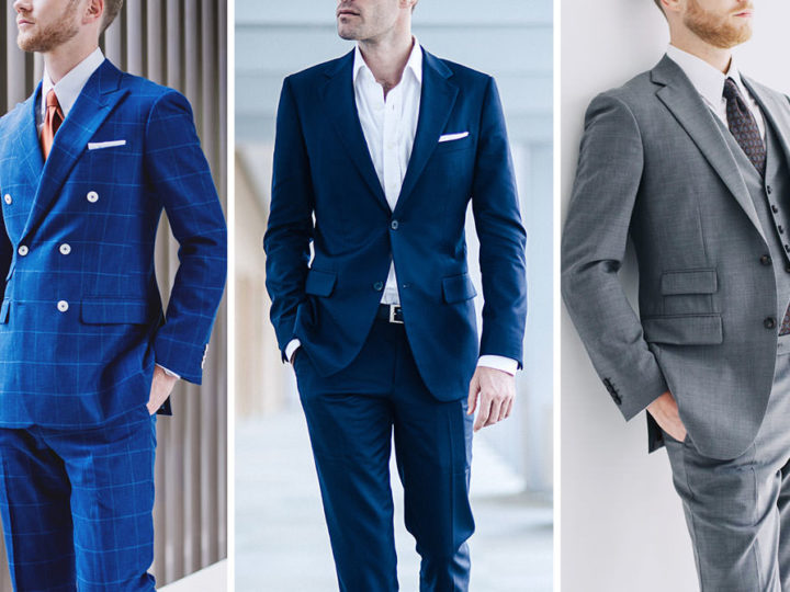 Choosing a Suit Colour