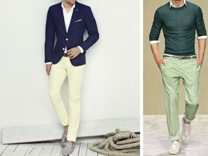 Do's and Don't of Wearing Pastels