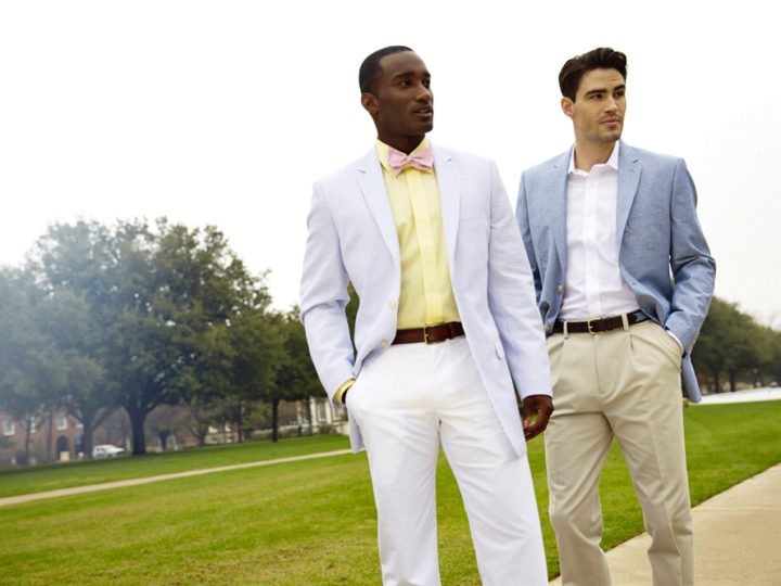 A Guide to Summer Suits