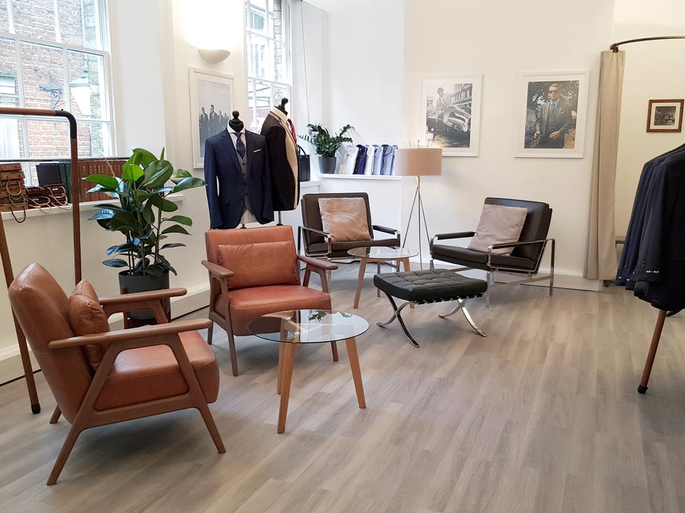 City Bow Lane showroom