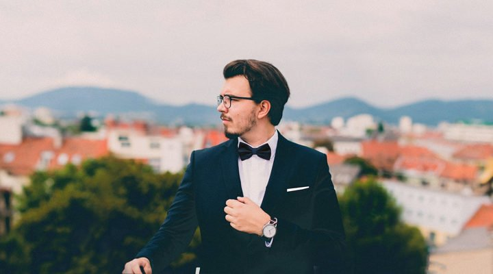 How To Style a Tuxedo