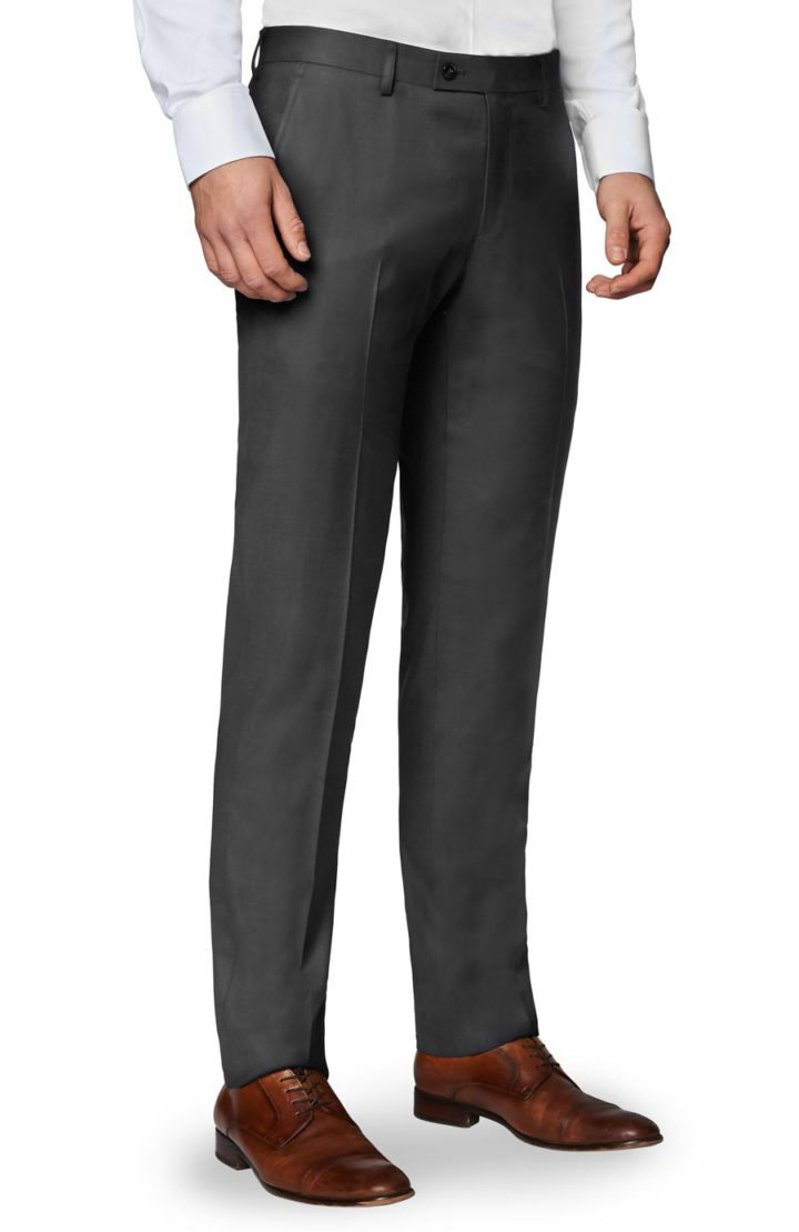 mens wide trousers
