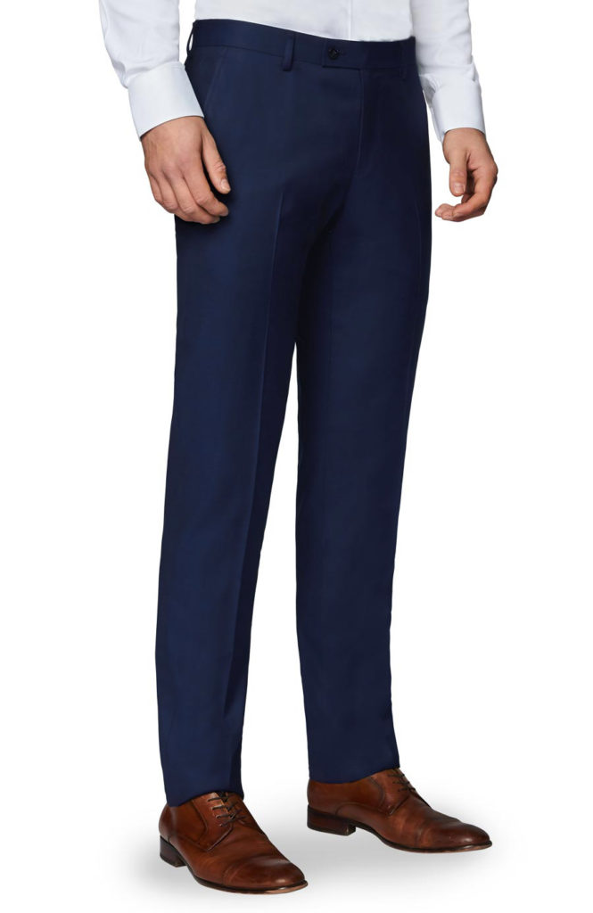 mens extra wide leg trousers