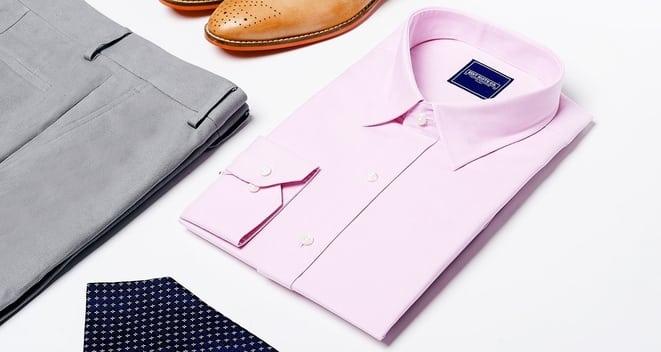 singapore made to measure shirt