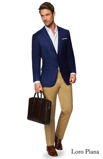 Loro Piana Blue Jacket TGPL009