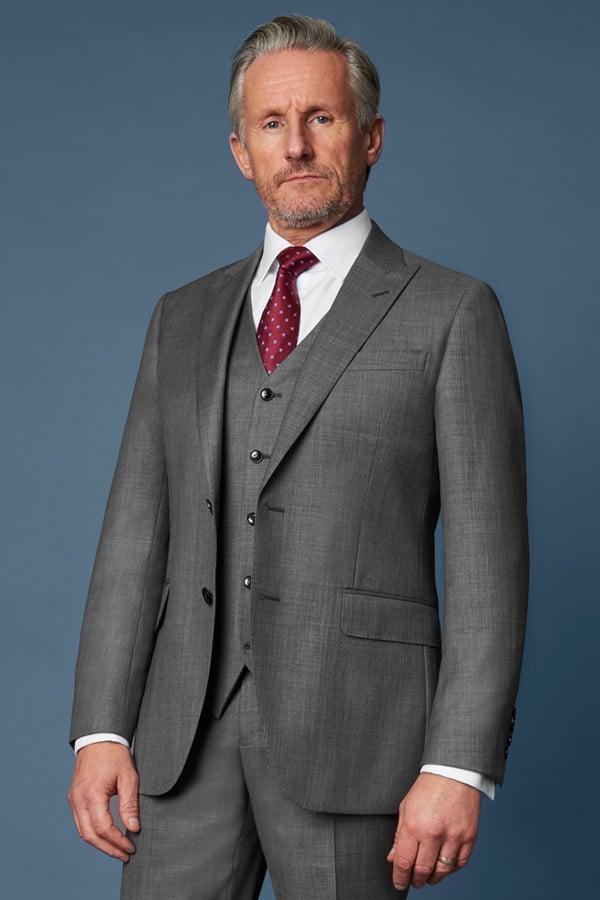 grey three piece suit edit suits co.