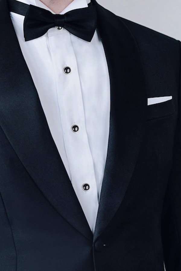 tuxedo and dinner jacket