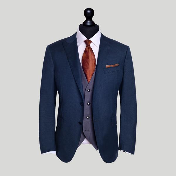 blue jacket grey waistcoat edit suits co
