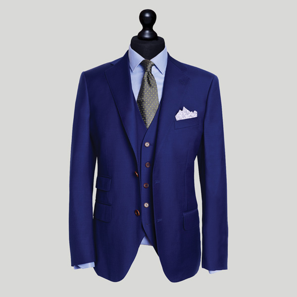 royal blue 3 piece suit edit suits co.
