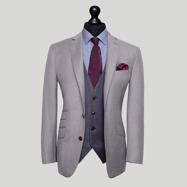 light grey jacket with grey waistcoat 3 piece suits edit suits co