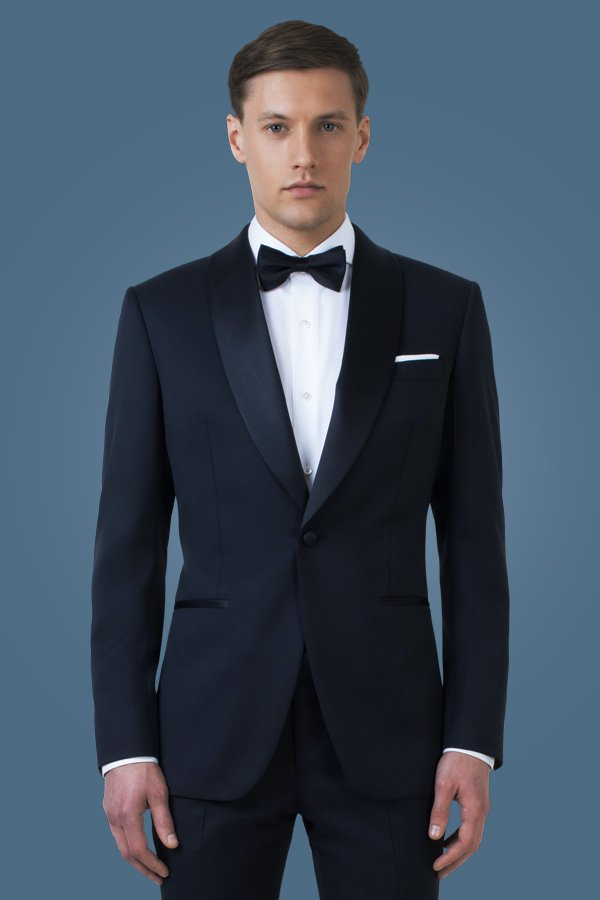 tuxedo and dinner jackets