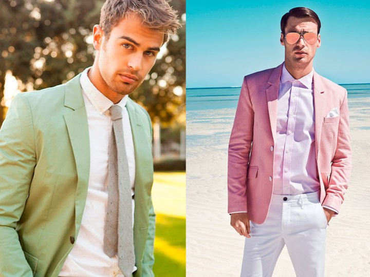 The Top 3 Suit Styles For This Summer