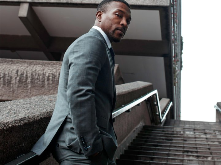 Ashley Walters: Grange Hill & Tailored Suits !