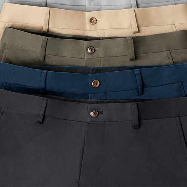 Bespoke Chinos London