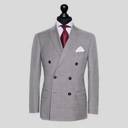 White Stitch Made to Measure Suits