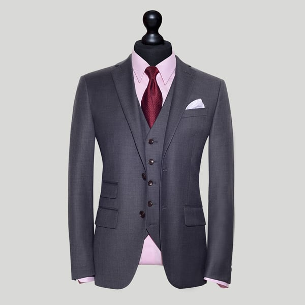 Tailored 3 Piece Suits and Shirts
