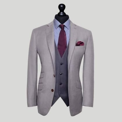 Tailored Casual Suit