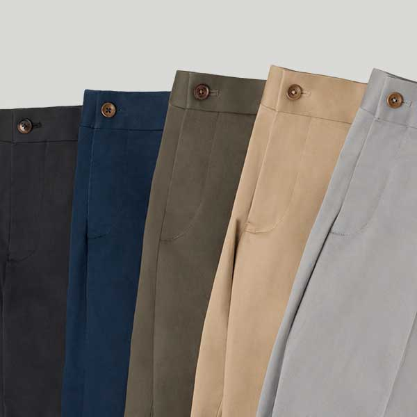 Tailored Chinos
