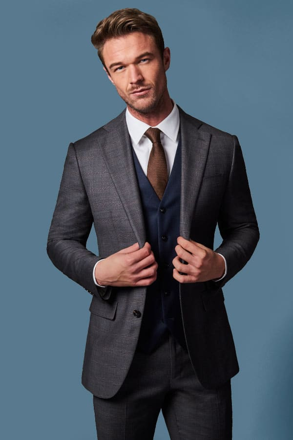 Tailored Wedding Suit