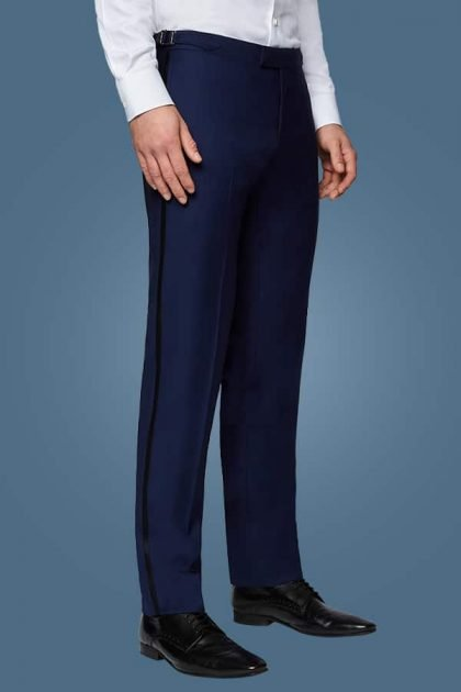 Tuxedo Suit Trousers London