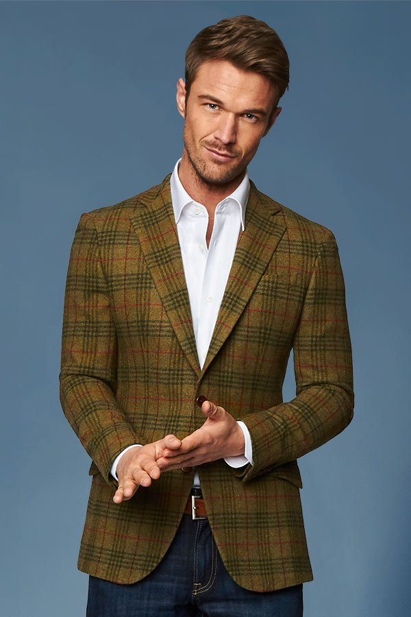 Mens Tweed Suit Tweed Suits London Edit Suits Co