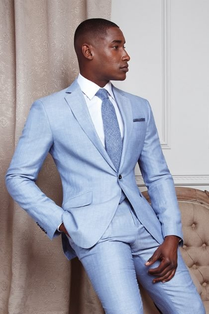 Tailored Suit and Tailored Trousers