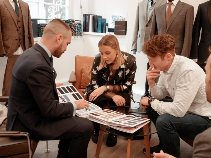 Edit Suits Co. with Chessie King and Mathew Carter